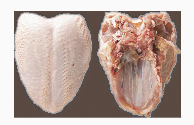 Chicken Breast Bone-In Skin-On